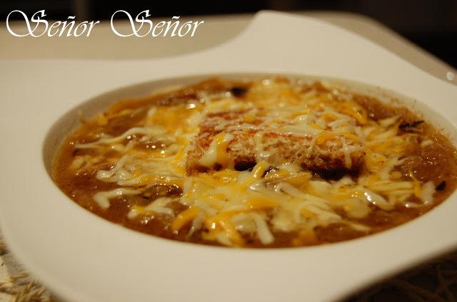 Onion Soup Recipe