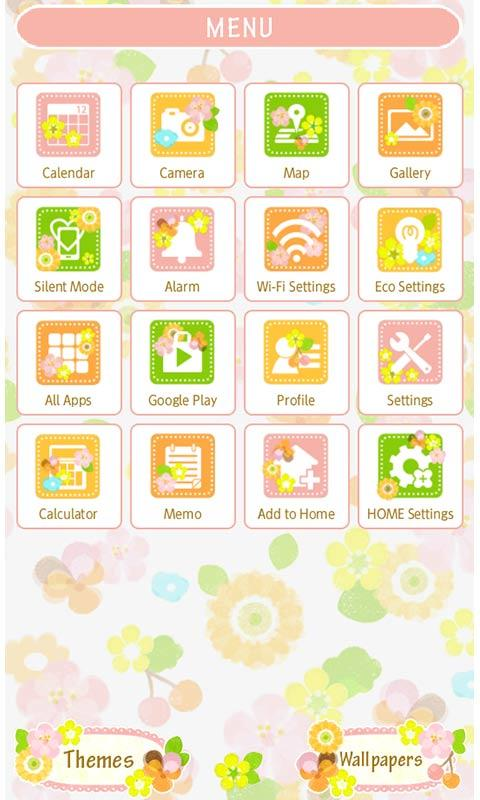 Flower Flow for [+]HOME- screenshot