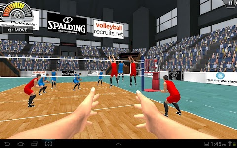 VolleySim: Visualize the Game v1.0