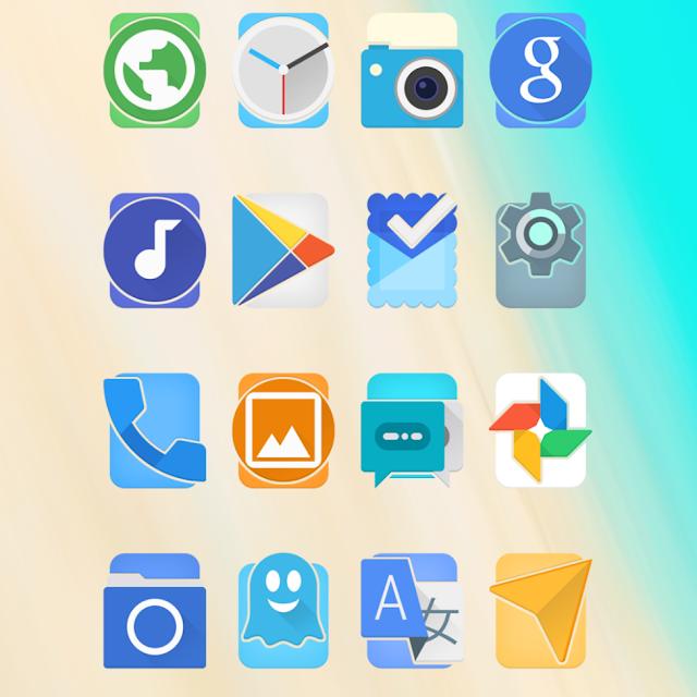 Strip UI - Icon Pack - screenshot