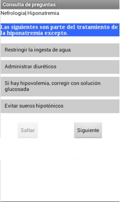 Repasos médicos- screenshot