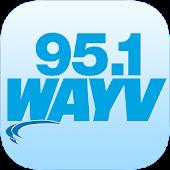 95.1 WAYV FM