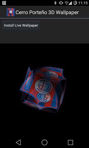 Cerro Porteño 3D LiveWallpaper