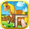Activity Puzzle For Kids icon