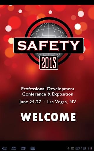 Safety 2013