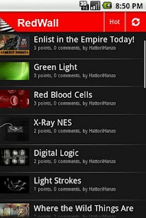 RedWall Pro - screenshot thumbnail