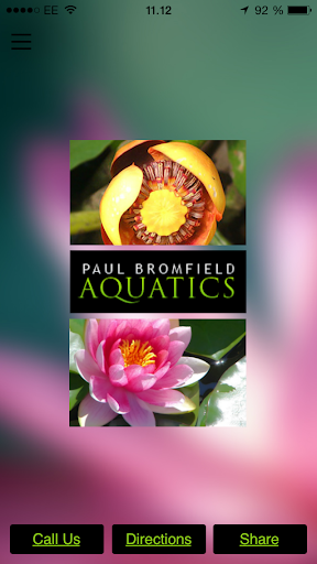Paul Bromfield Aquatics