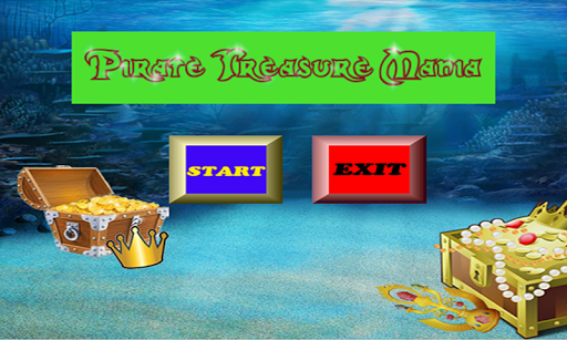 Pirate Treasure Mania