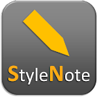 StyleNote Notes & Memos icon