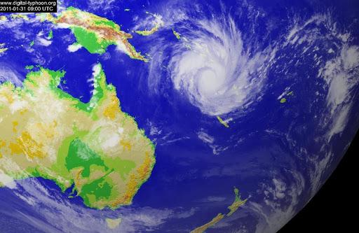 World Weather Animated