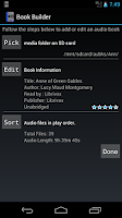 Screenshot of AudioBook Companion Lite