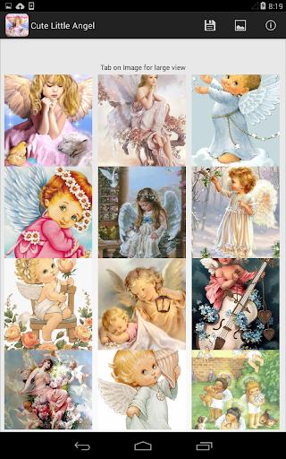 可愛的小天使
