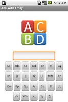 Screenshot of Learn Your ABCs