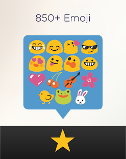 Minuum Keyboard + Smart Emoji Screenshot 11