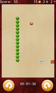 Green Snake Game