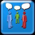 المحادثة الانجليزية icon