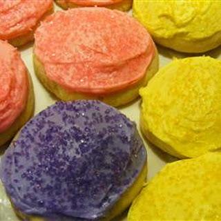 Italian Easter Cookies.