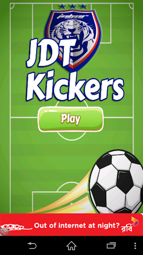 JDT Football Kickers Game