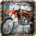 Speed motorcycle racing games icon