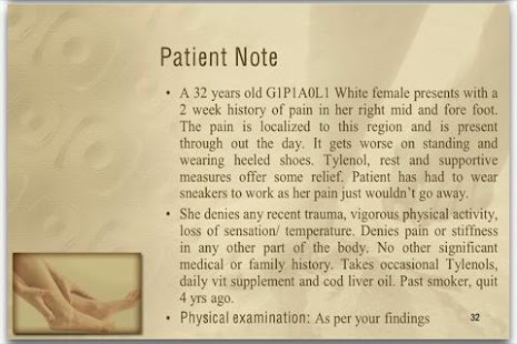 USMLE Step 2 CS Compaq - screenshot thumbnail