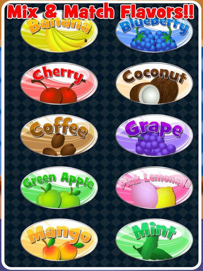 Slushy Maker Celebrity FREE - Android Apps on Google Play