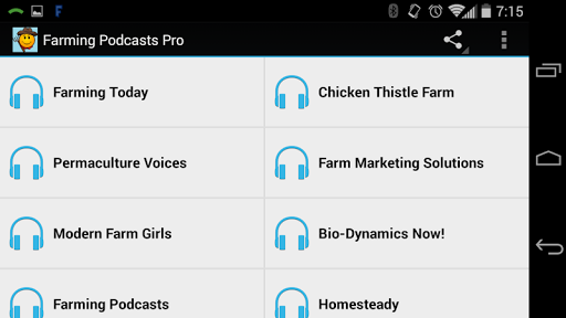 Farming Podcasts Pro