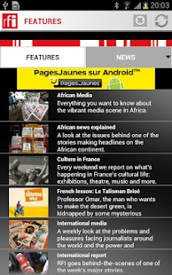 RFI for Android - screenshot thumbnail