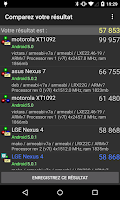 Screenshot of RayTracer Benchmark