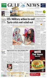 UAE Newspaper - screenshot thumbnail