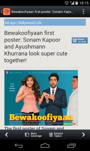 Bollywood News - Newsfusion