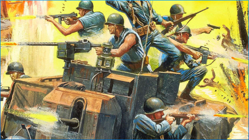Artistic Military