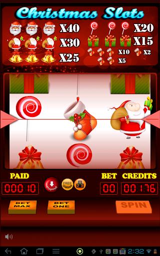 Christmas Slots: Free Fun Game