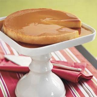 Caramel Custard.