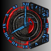 Digital Planet Clock