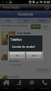 Free Rádio - screenshot thumbnail