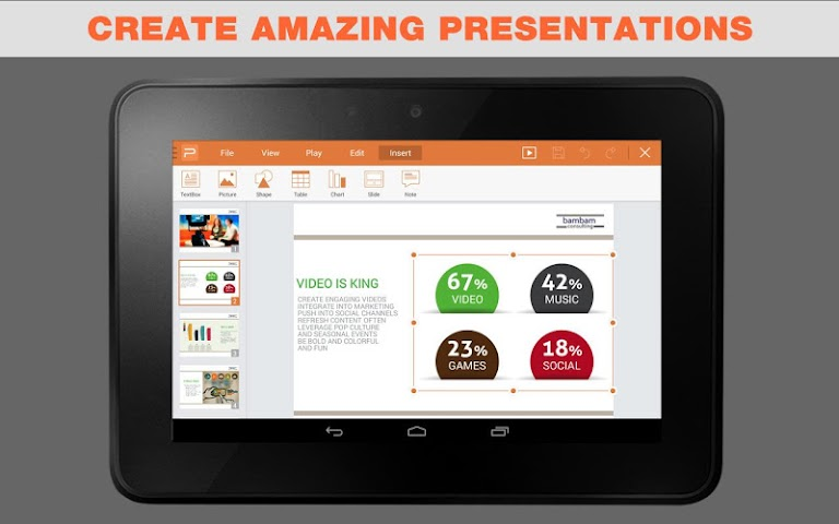 android WPS Office + PDF Screenshot 8