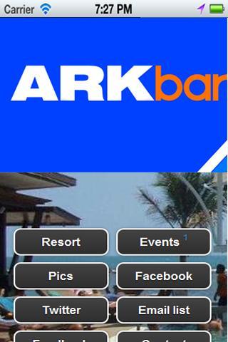 ARKbar- screenshot