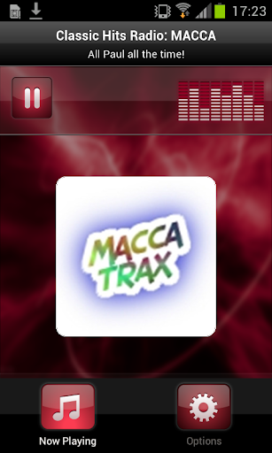 Classic Hits Radio: MACCA