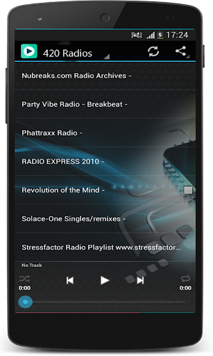 Salsa Radios