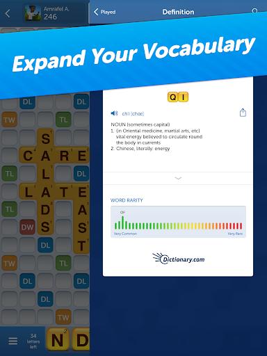 【免費拼字App】Words With Friends-APP點子