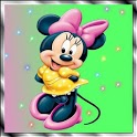 Minnie Mouse Wallpaper Water icon
