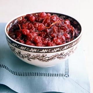 Cranberry Relish