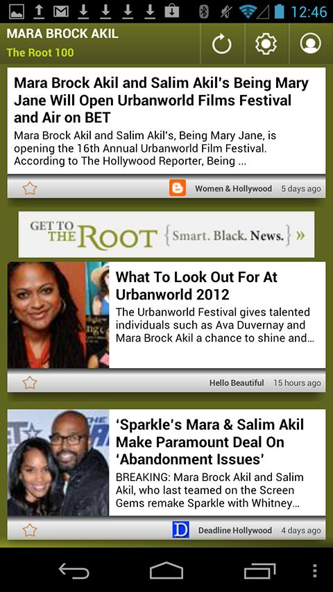Mara Brock Akil: The Root 100 - screenshot
