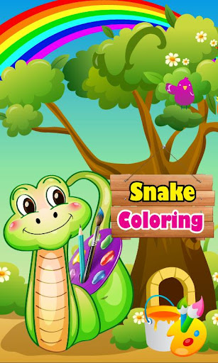 Snake Coloring