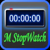 M StopWatch