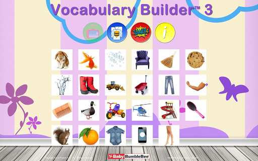 Vocabulary Builder™3 Flashcard
