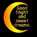 Good Night Card to yr beloved
