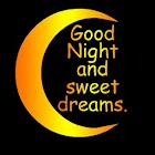Good Night Card to yr beloved icon