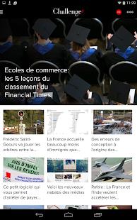 Challenges actu de l'économie- screenshot thumbnail