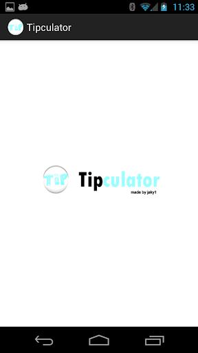 Tipculator - Tip Calculator 팁